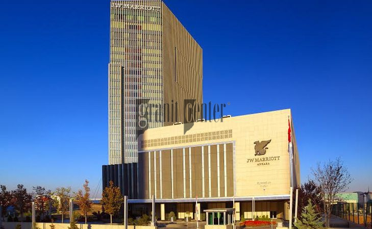 JW. Marriott Otel Ankara